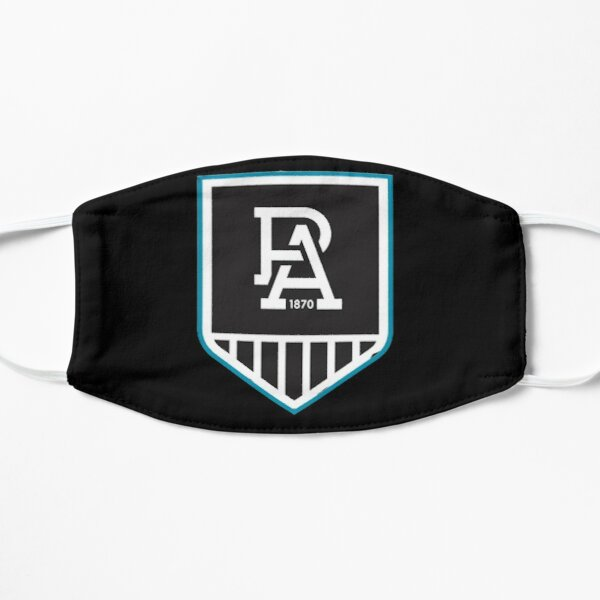 Port adelaide football club | afl footy | PAFC Flat Mask