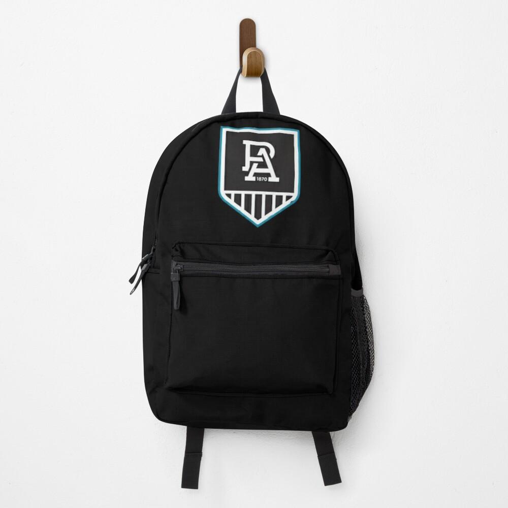 Port adelaide football club | afl footy | PAFC Backpack