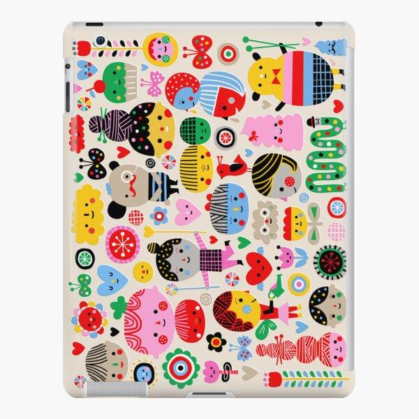 Happy Faces iPad Snap Case