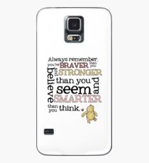 Braver than you believe Case/Skin for Samsung Galaxy