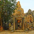 Bayon Angkor Wat by sarcalder
