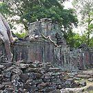 Angkor Thom Cambodia by sarcalder