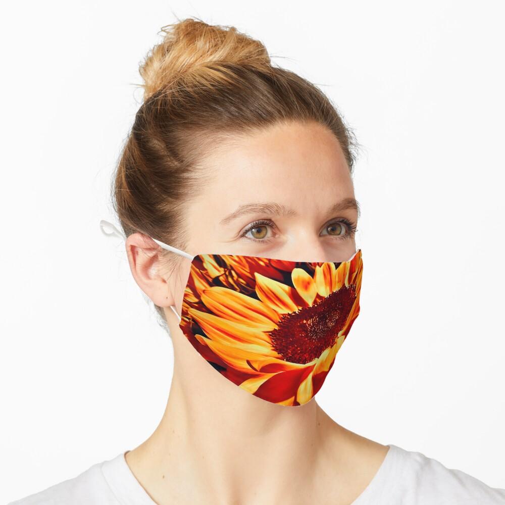 Silky Sun Mask