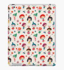 Happy Girls iPad Case/Skin