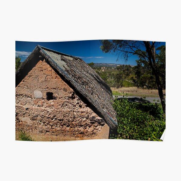 Mud Brick house Poster