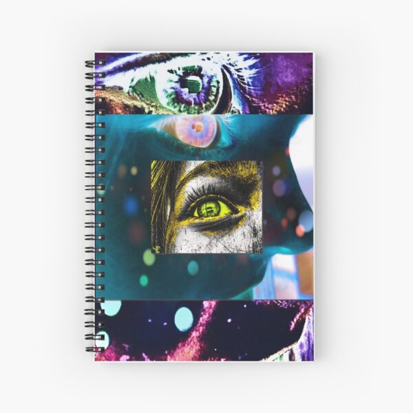 Look Within Spiral Notebook