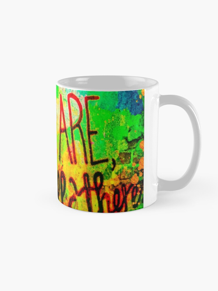 Alternate view of Be All There Mug