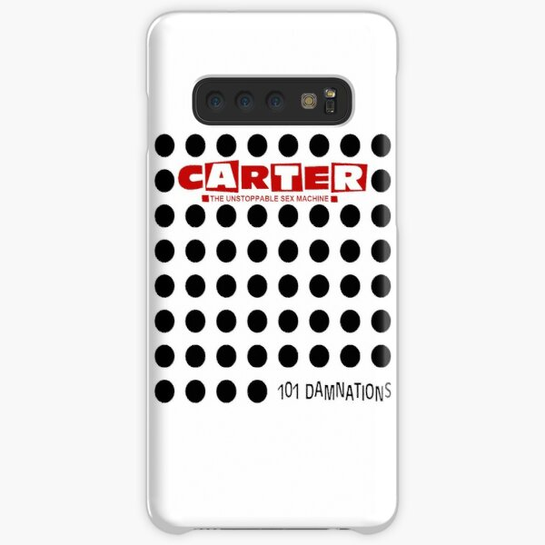 Carter The Unstoppable Sex machine - 101 Damnations Samsung Galaxy Snap Case
