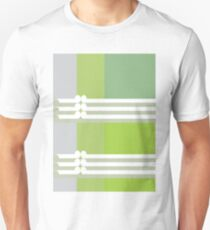 GRAPES - abstract geometry - plate 4 T-Shirt