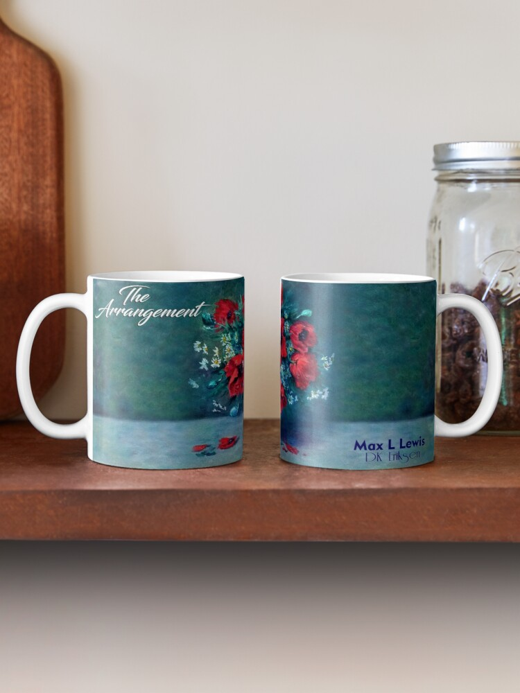 Alternate view of The Arrangement by Max L Lewis Mug