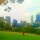 """Kings Park, Perth, Western Australia"" by Ariane"