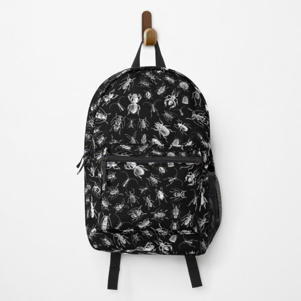 Beetlemania II B&W INVERT Backpack