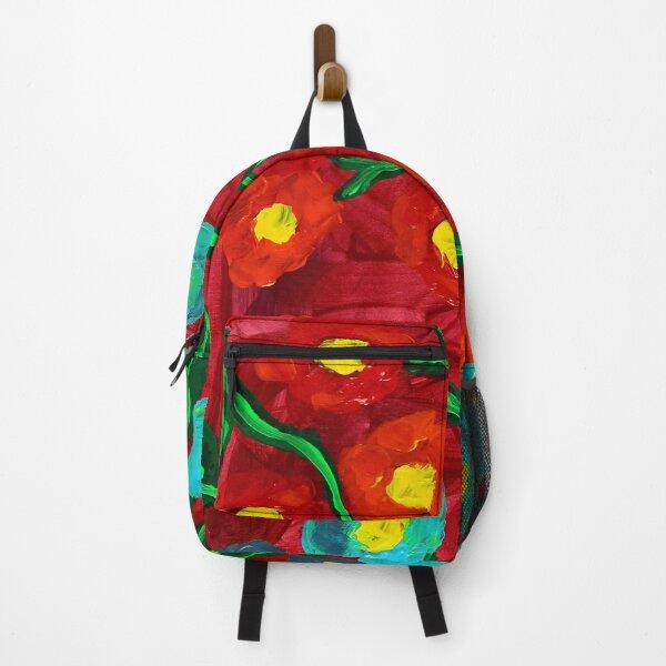 Flowers in my brain Backpack