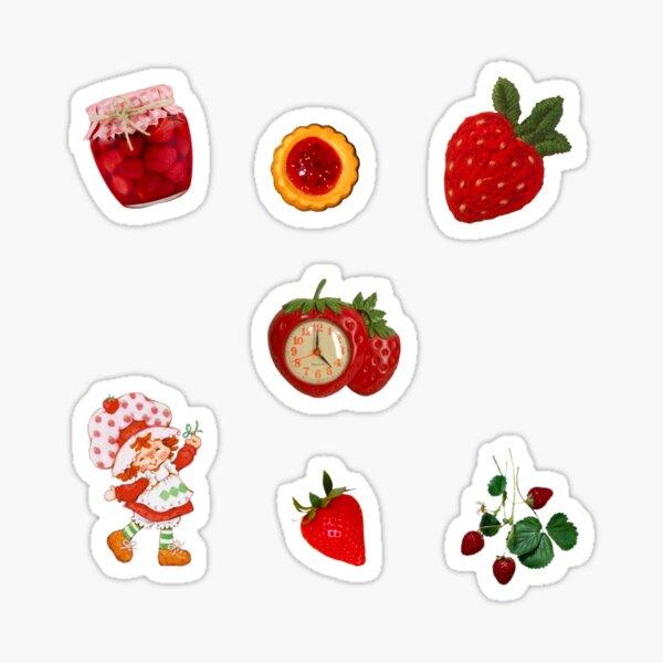fraise fraise fraise Sticker