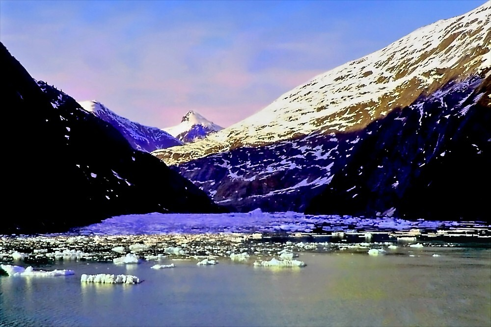 Alaska's Wonderland by paintingsheep