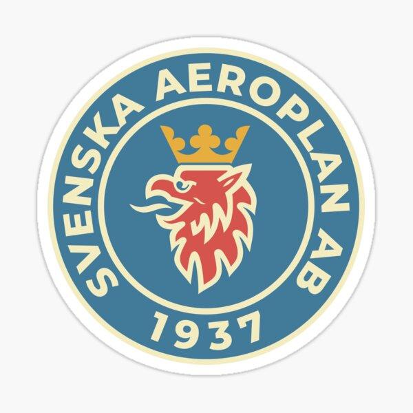 Svenska Aeroplan AB - SAAB Sticker