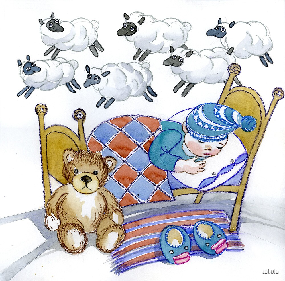 sheeps by tallula