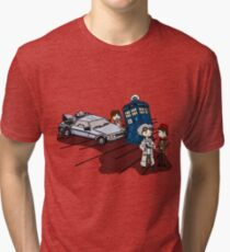 Doctor Meets Doctor Tri-blend T-Shirt