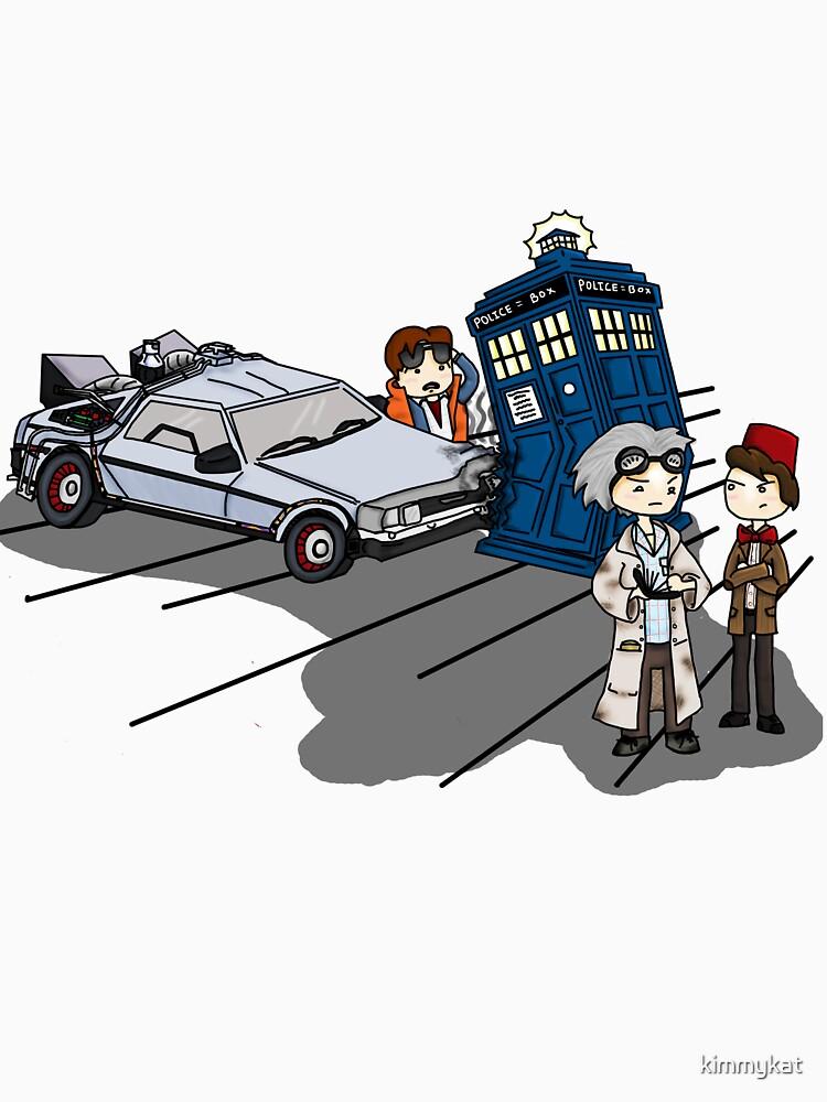 Doctor Meets Doctor   Unisex T-Shirt