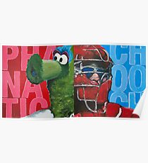 Phanatic and Chooch Diptych Painting Poster