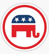 Republican Sticker