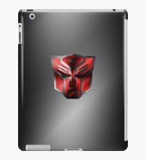 Autobot Symbol - Brushed Metal 4 iPad Case/Skin