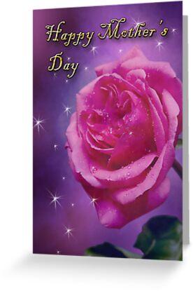 Mother's Day Rose by jkartlife