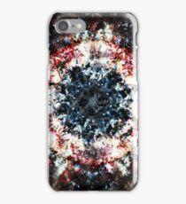 Glitch Kaleidoscope #1 iPhone Case/Skin