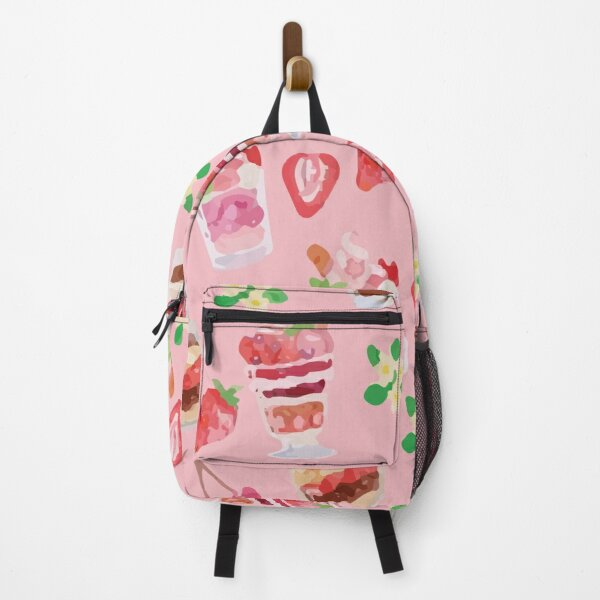 Sweet summer strawberry Backpack