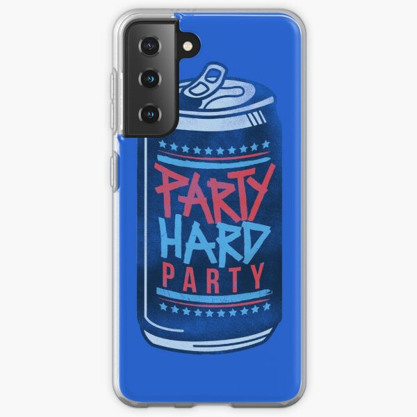 Party Hard Party Samsung Galaxy Soft Case