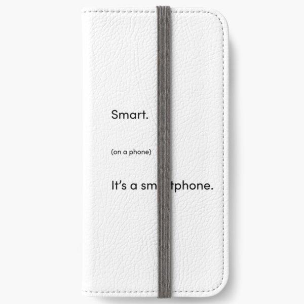 TikTok Smart Phone Pun iPhone Wallet
