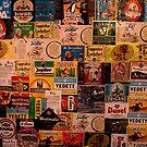 Flink Gegist, Delft - Beer Lables by rsangsterkelly