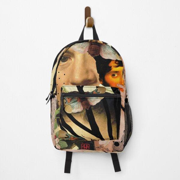 the novelist Backpack