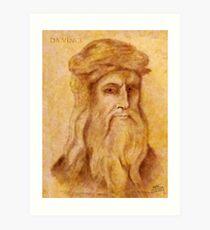 da Vinci Art Print
