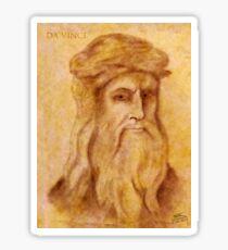 da Vinci Sticker