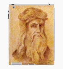 da Vinci iPad Case/Skin