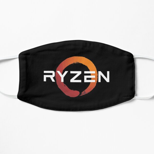 ryzen-AMD Flat Mask