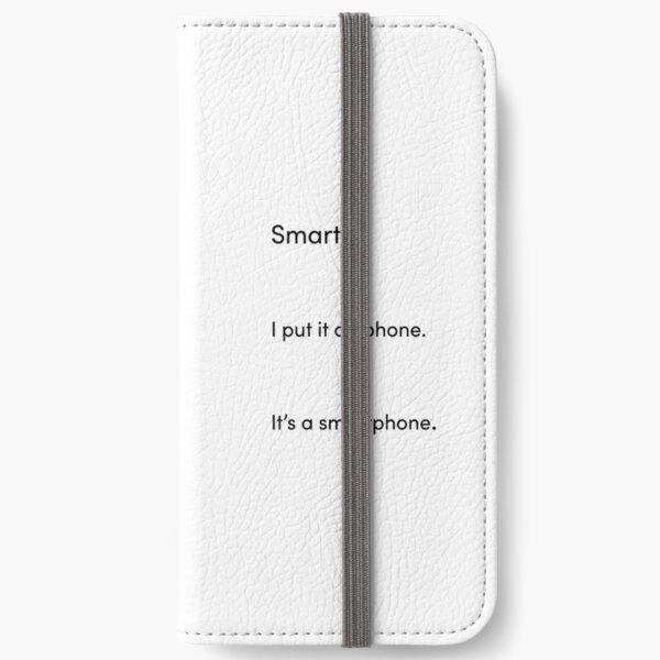 TikTok Smartphone Pun iPhone Wallet