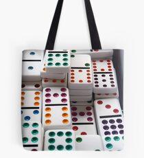 Box of Dominoes   Tote Bag
