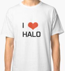 I <3 Halo Classic T-Shirt