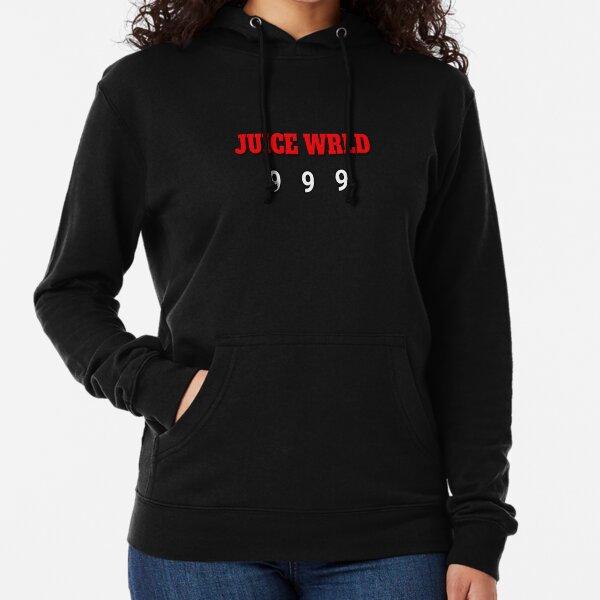 Juice wrld 999 ,shirt Lightweight Hoodie