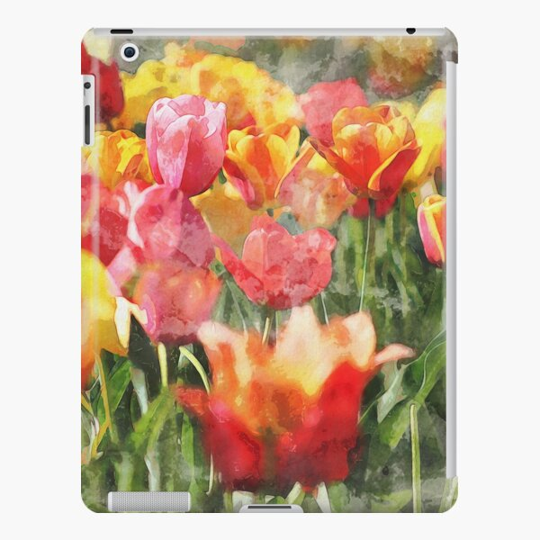 Spring Flowers iPad Snap Case