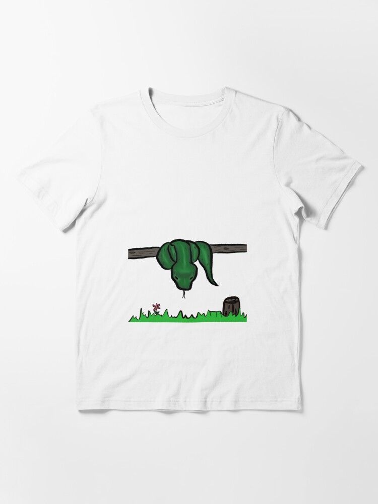 Alternate view of The Sneaky Snake Essential T-Shirt