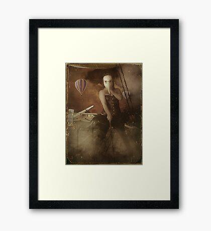 The Fool's Apprentice  Framed Print