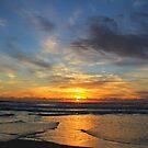 Kingscliff Sunrise by sarcalder