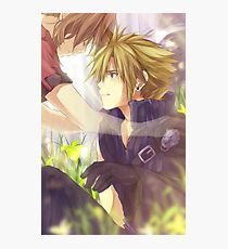 FF7 Not Alone Photographic Print