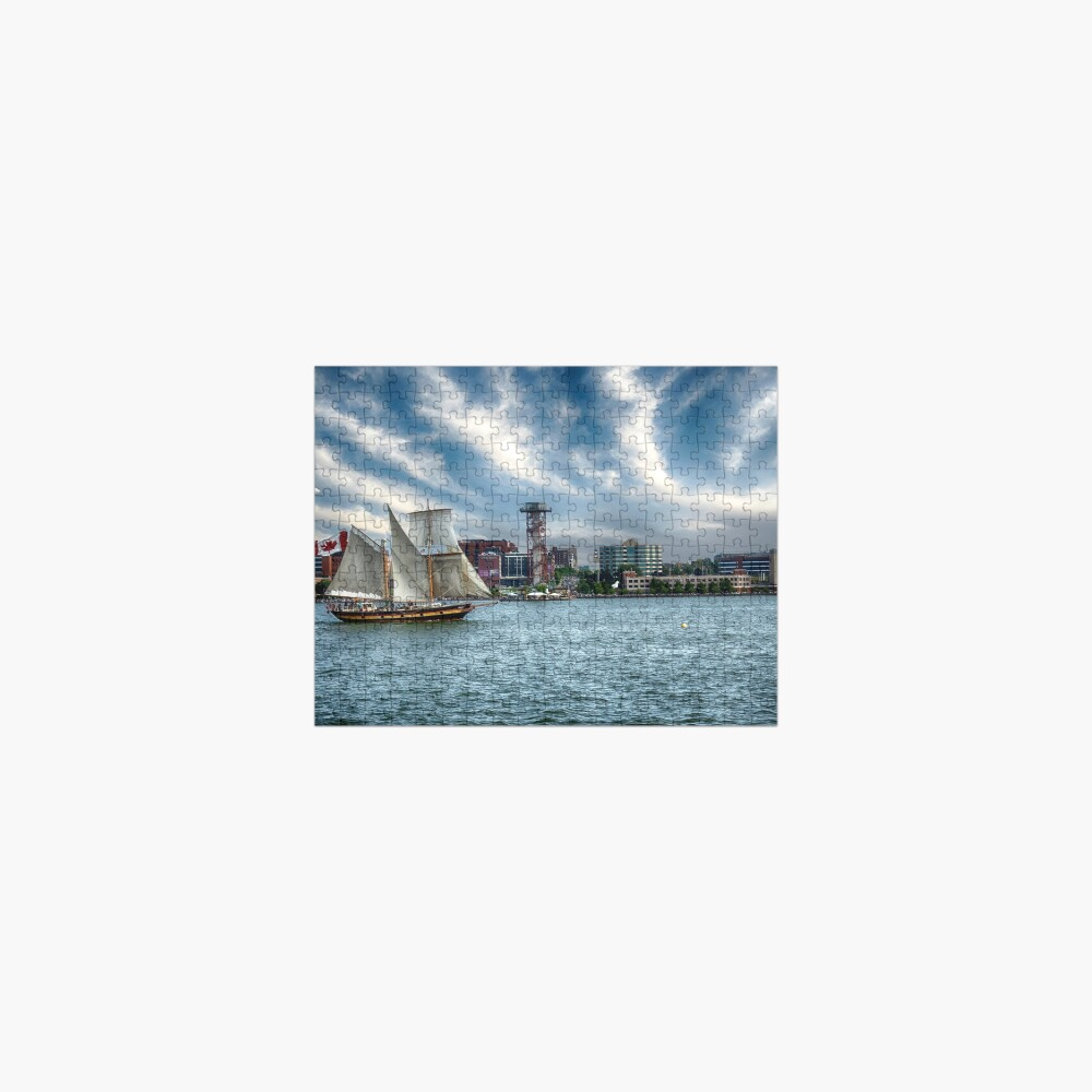 The St. Lawrence II Jigsaw Puzzle
