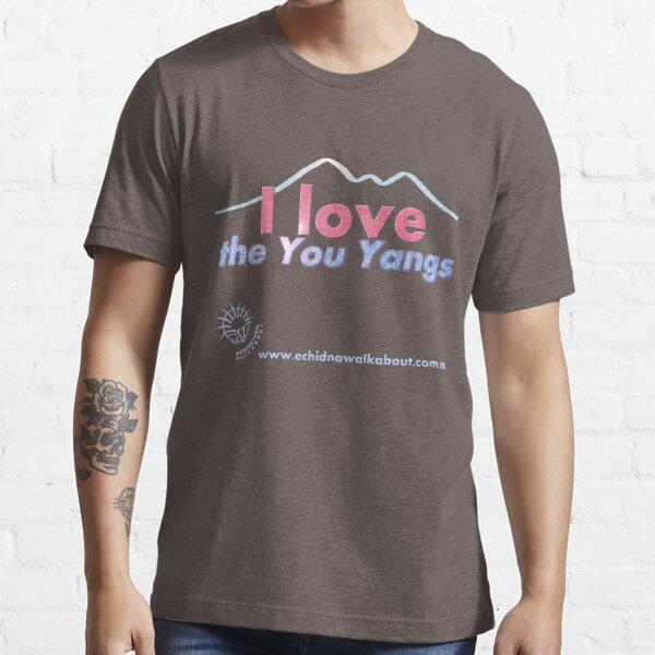 I love the You Yangs - dark background 2 Essential T-Shirt