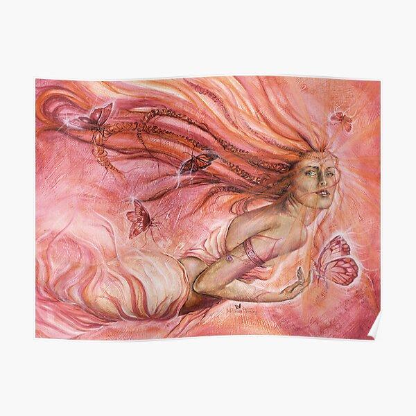 Goddess of Transformation Poster