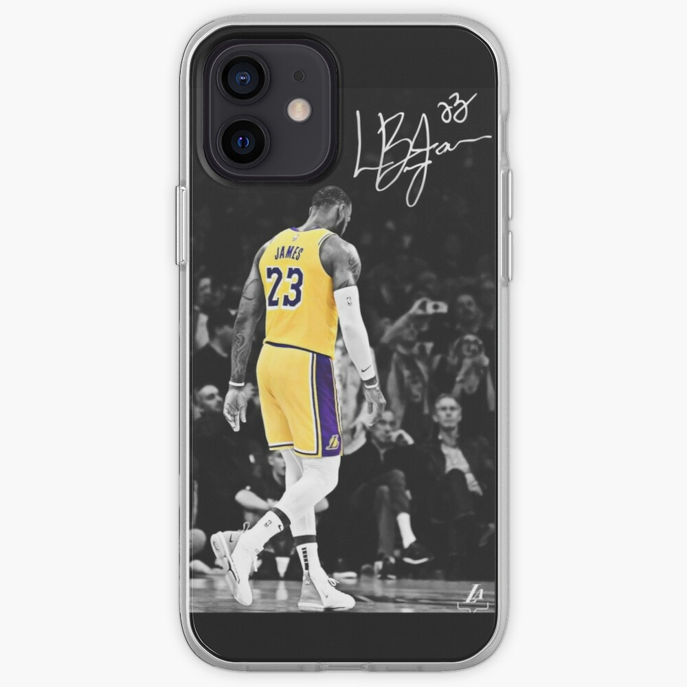 lebron james iPhone Case & Cover